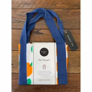 Project Ten Reusable Shopping Bag