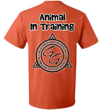 Animal In Training T-shirt - Teerific Tee - 6