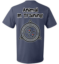 Animal In Training T-shirt - Teerific Tee - 12