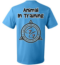 Animal In Training T-shirt - Teerific Tee - 16