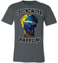 Ground Work Grappling Elite Team T-Shirt - Teerific Tee - 3