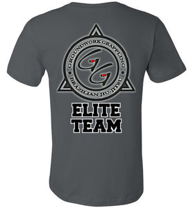 Ground Work Grappling Elite Team T-Shirt - Teerific Tee - 4