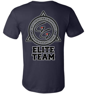 Ground Work Grappling Elite Team T-Shirt - Teerific Tee - 6