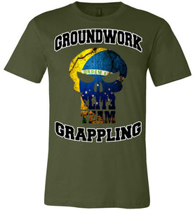 Ground Work Grappling Elite Team T-Shirt - Teerific Tee - 7
