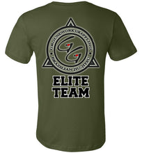 Ground Work Grappling Elite Team T-Shirt - Teerific Tee - 8