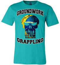 Ground Work Grappling Elite Team T-Shirt - Teerific Tee - 11