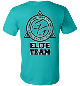 Ground Work Grappling Elite Team T-Shirt - Teerific Tee - 12
