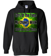 60% of The Time Hoodie - teerific tees
