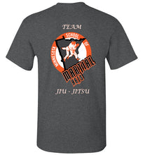 MSMA Jiu Jitsu Regular Tee Shirt