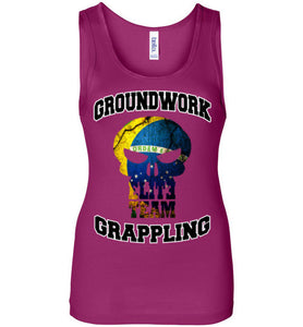 GG Elite Ladies Tank Top - Teerific Tee - 3