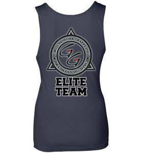 GG Elite Ladies Tank Top - Teerific Tee - 10