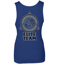 GG Elite Ladies Tank Top - Teerific Tee - 14