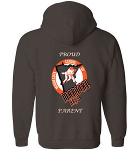 MSMA Parents Zip Hoodie