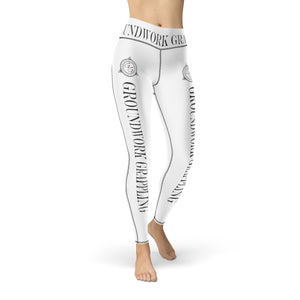 Women's Groundwork Grappling Sport Leggings