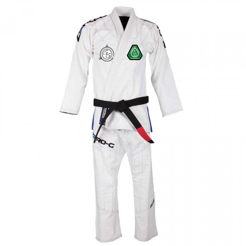 Women's White Zero G V4 Advanced Lightweight Gi