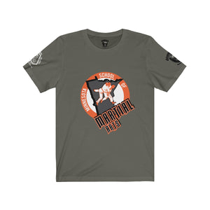 MSMA Competition Team Jersey Tee
