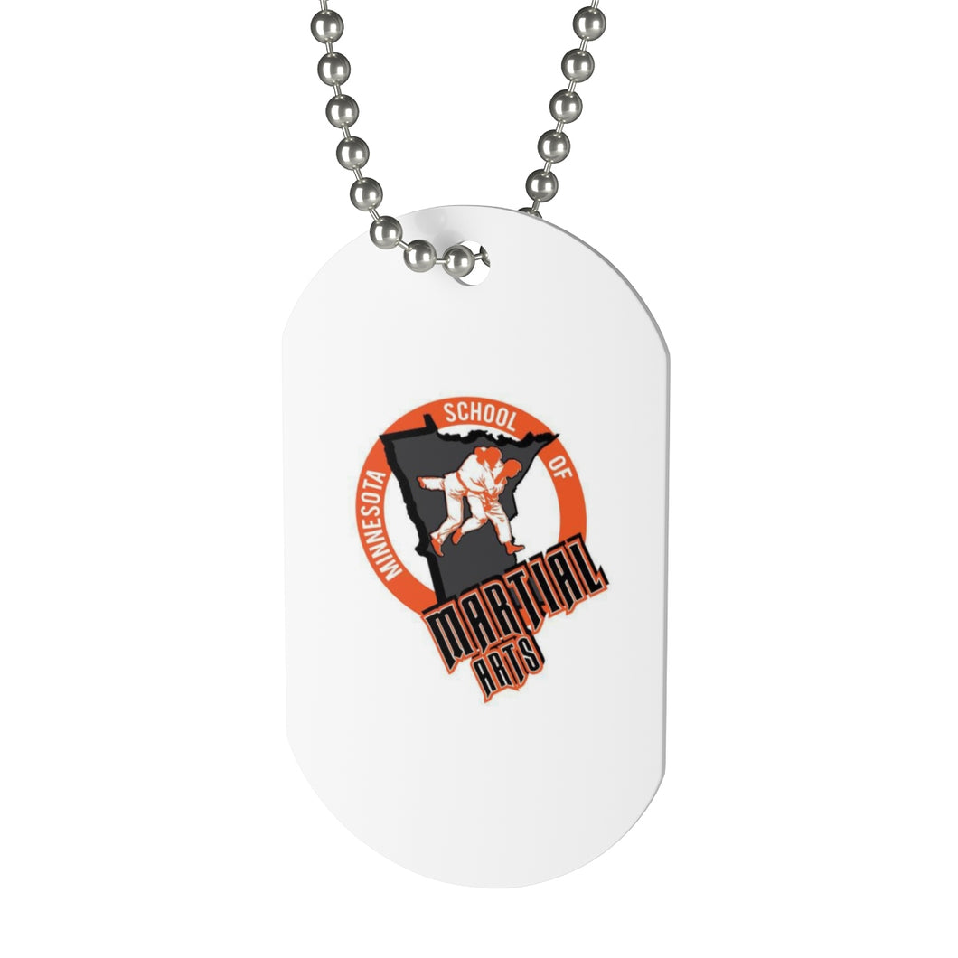 MSMA Dog Tag
