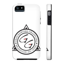 Groundwork Grappling Tough Phone Cases