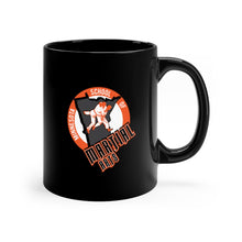 Black MSMA mug 11oz