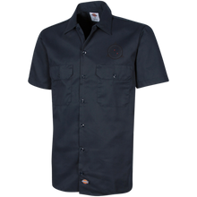 Dickies Men's Short Sleeve Workshirt
