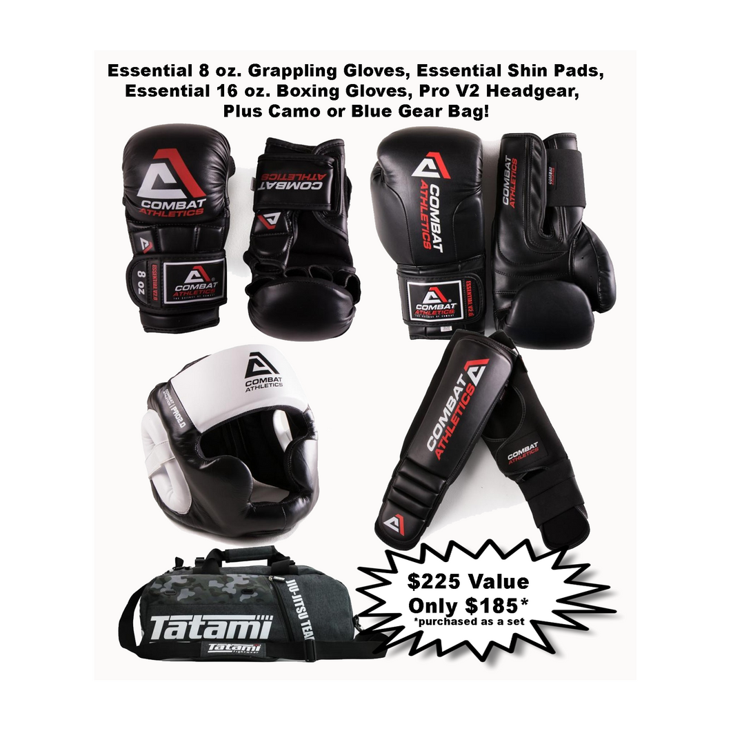 Combat Athletics Essential Sparring Gear
