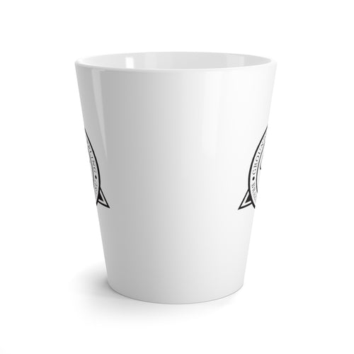 Groundwork Grappling Latte mug