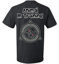 Animal In Training T-shirt - Teerific Tee - 2