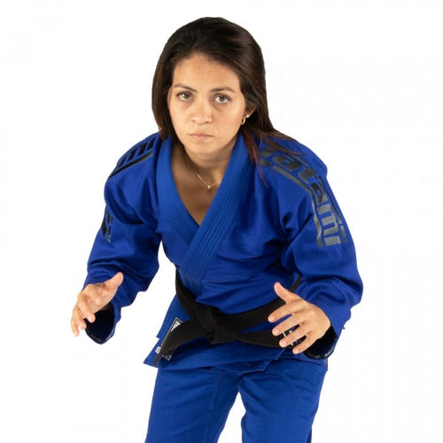 TATAMI WOMEN'S COMP SRS LIGHTWEIGHT 2.0 - BLUE
