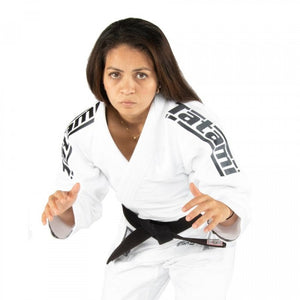 TATAMI WOMEN'S COMP SRS LIGHTWEIGHT 2.0 - WHITE