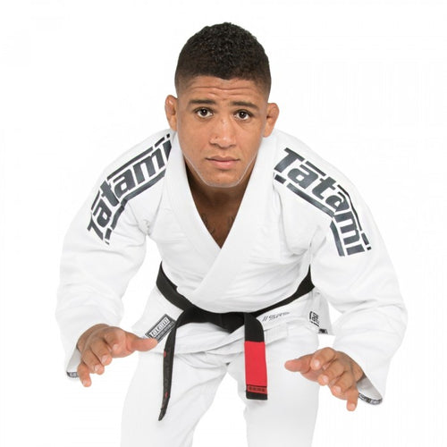 TATAMI COMP SRS LIGHTWEIGHT 2.0 - WHITE