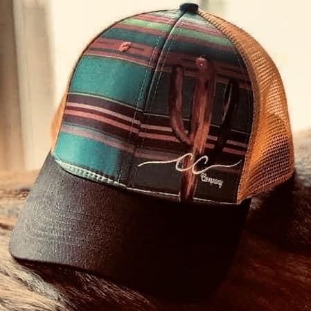 CC Go West Cactus Hat