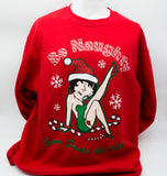 Betty Boop Christmas Sweater