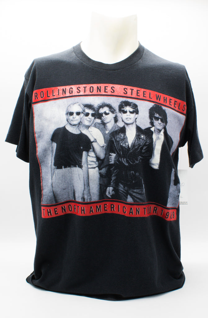 The Rolling Stones The North American Tour 1989