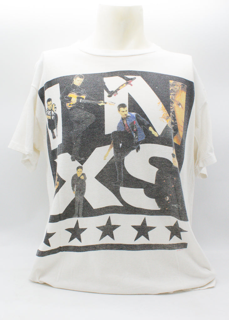 1988 INXS Calling All Nations Tour Tee