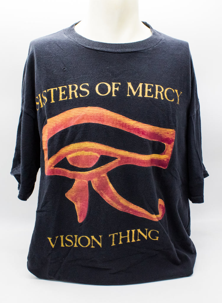 "Vintage 1990 Sisters Of Mercy Vision Thing "" Merciful Release """