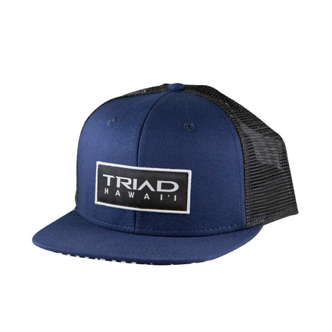 TRIAD HAWAI'I TRUCKER - NVY/BLK
