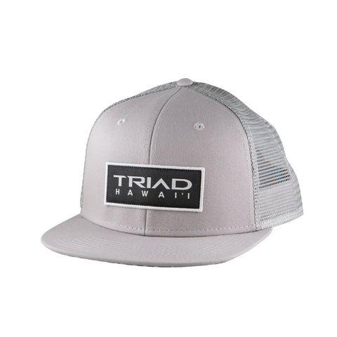 TRIAD HAWAI'I TRUCKER - GRY/BLK