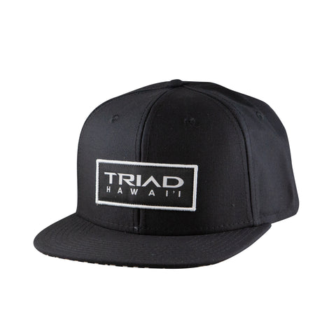 TRIAD HAWAI'I TRUCKER - BLK/WHT