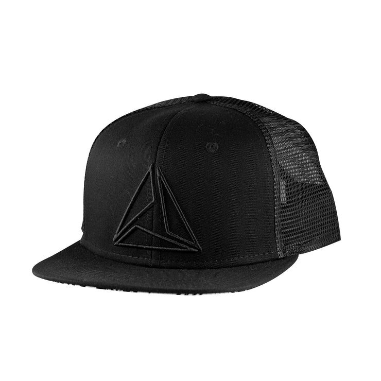 JOHN POILEUX COLLAB TRUCKER - BLK/WHT