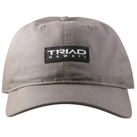 TRIAD HAWAI'I PATCH CAP - GRAY