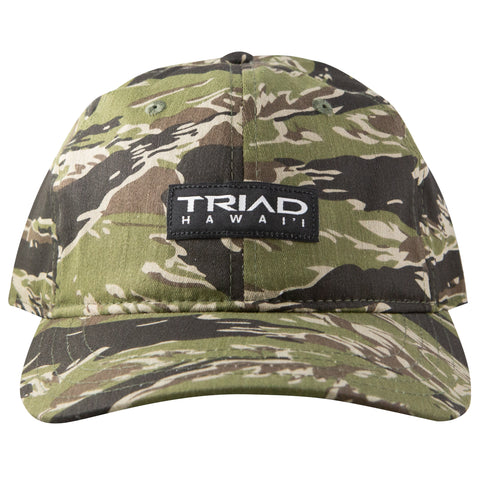 TRIAD HAWAI'I PATCH CAP - CAMO