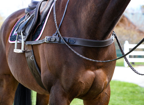 Padded Polo Breastplate
