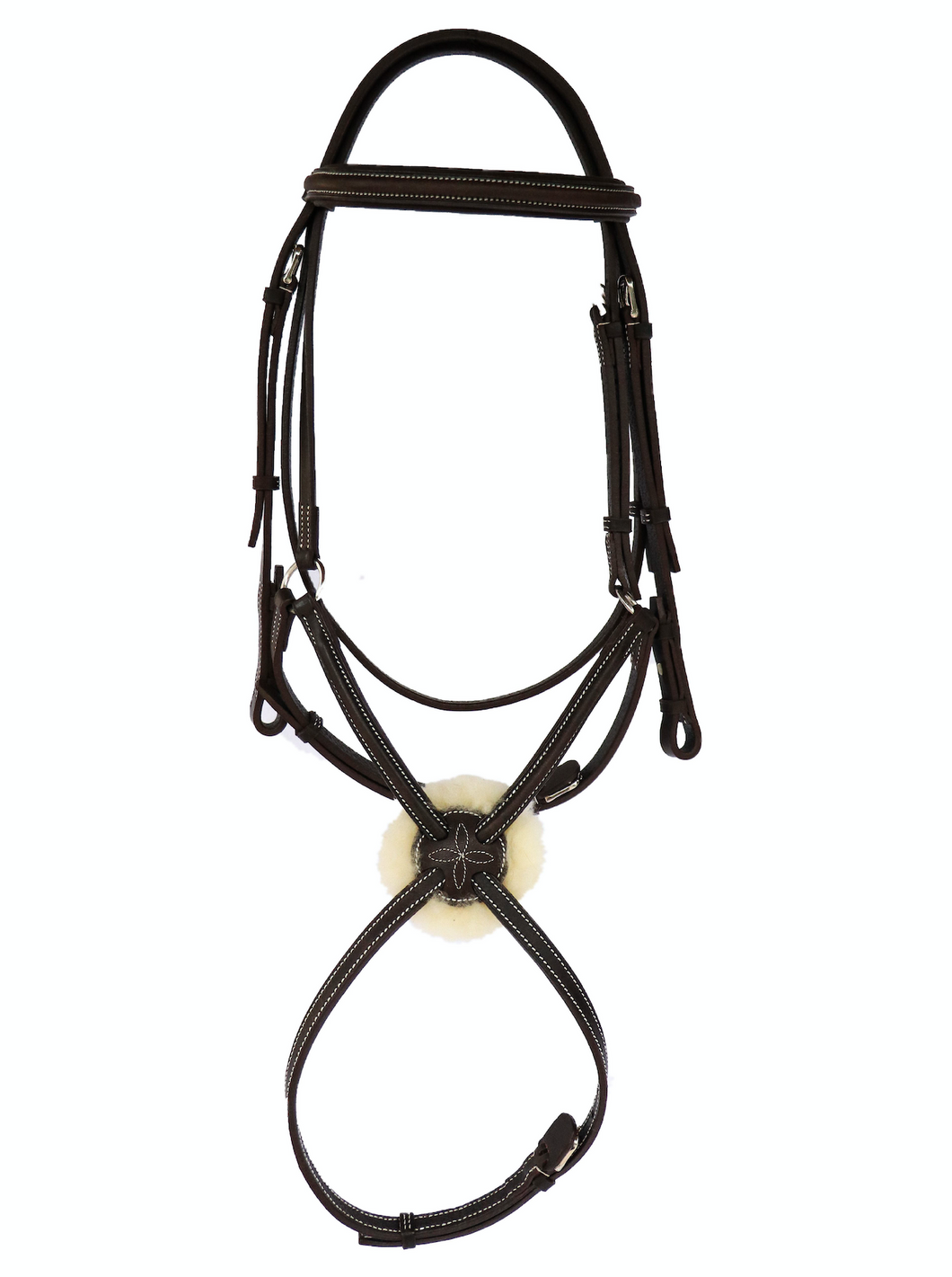 Second Series: Figure Eight Bridle