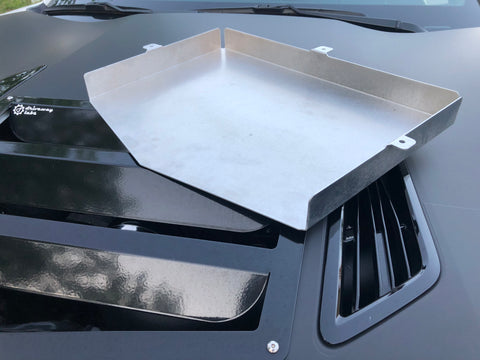 Super Sport Hood Duct Weather Guard