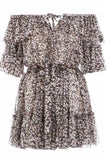 Zimmermann Prima Cherry Frill Dress - Never Twice