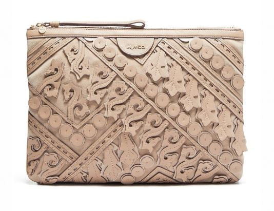 MIMCO Stirling XL Pouch in Pancake - Never Twice