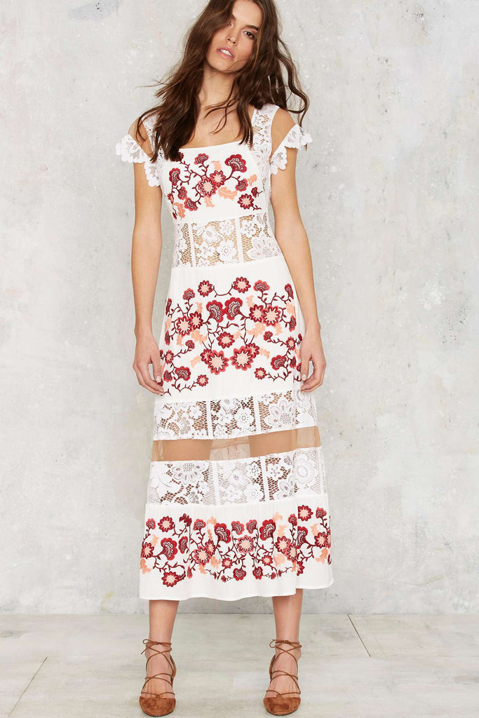 For Love & Lemons Cecelia Dress - NO LONGER AVAILABLE - Never Twice