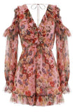 Zimmermann Lovelorn Frill Playsuit - Never Twice