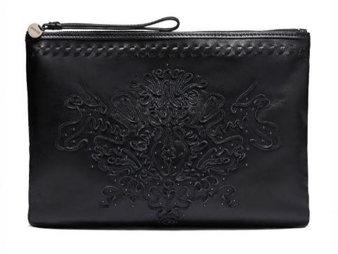 MIMCO Regent Large Pouch in Black