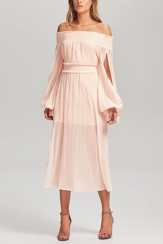 Steele. Margot Off Shoulder Dress - Never Twice